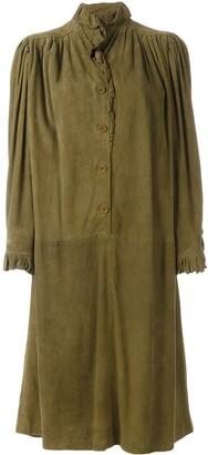 Emanuel Ungaro Pre-Owned Ruffled Dress