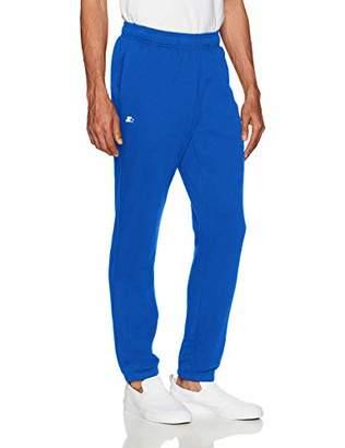 Starter Men's Elastic-Bottom Sweatpants with Pockets