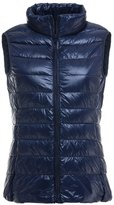 Mochoose Women's Down Puffer Jacket Coat Vest Packable Ultra Light Weight