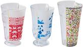 Seletti Hybrid-Clarice Glasses - Set of 3