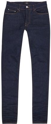 Amiri Indigo Skinny Jeans