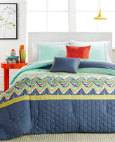 Jessica Sanders Closeout! Astor Place 4-Pc. Twin Comforter Set Bedding