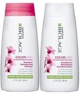 Biolage Matrix Colorlast 1.7oz Shampoo and Conditioner Travel Size Set