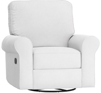 Pottery Barn Kids Comfort Swivel Glider & Recliner