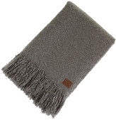 UGG Luxe Mohair Throw - Grey