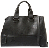 French Connection Bridget Large Embossed Tote