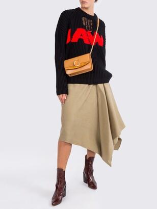 Calvin Klein jaws chunky knit jumper