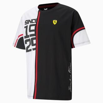Puma Scuderia Ferrari Kids' Statement Graphic Tee