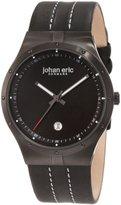Johan Eric Men's Skive Leather Date Watch JE3004-13-007
