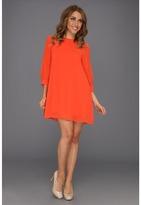 Brigitte Bailey Rene Dress (Orange) - Apparel