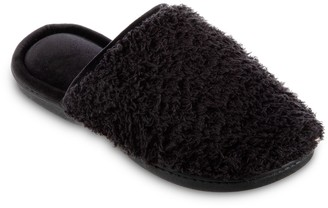 Isotoner Women's Parker Chenille Clog Slipper