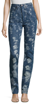Marc Jacobs Cinema Print Skinny Jean