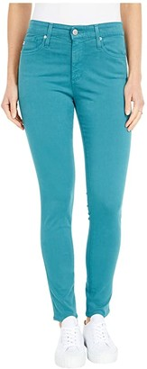AG Jeans Farrah Skinny Ankle in Ocean Stone (Ocean Stone) Women's Jeans