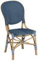 Sika Design A/S Isabell Outdoor Bistro Side Chair - Navy