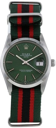 Rolex 1981 pre-owned Oyster Perpetual Date 34mm