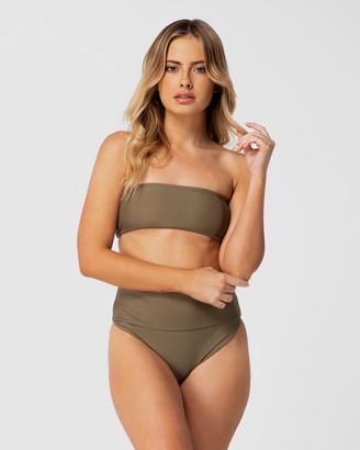 Cali Rae Bahamas Beadeau Bikini Top