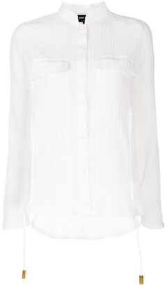 Giorgio Armani Sheer Pocket Shirt