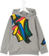 Stella McCartney printed hoodie - kids - Cotton - 3 yrs