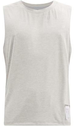 Satisfy Light Muscle Jersey Tank Top - Grey