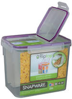 Snapware Flip Top 136 Oz. Rectangular Food Storage Container