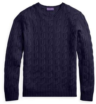 Ralph Lauren Cable-knitted CashmereJumper