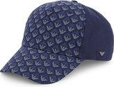 Armani Junior Logo Baseball Cap