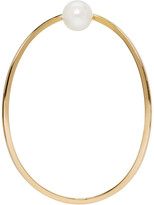 Delfina Delettrez Gold Earclipse Earring