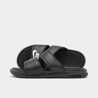 Nike Women's Benassi Duo Ultra Slide Sandals