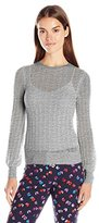Rebecca Taylor Women's Cloud Pullover