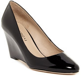 Via Spiga Pamina Patent Wedge Pump - Wide Width Available