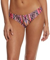 MPG Women's Sea Spray Print Chill Hipster Swim Bottoms 8133261