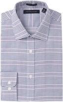 Tommy Hilfiger Check Slim Fit Dress Shirt