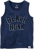 Carter's Baby Boy Beach-Themed Tank Top