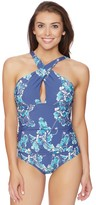 Athena Balinese Bloom Alesha Wrap One Piece