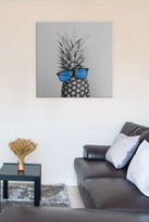 Mr. Pineapple II by Chelsea Victoria Canvas Print