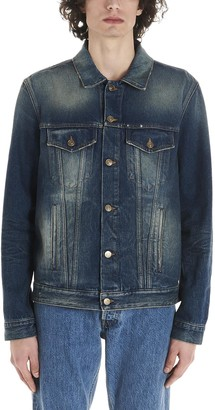 Alanui Sarape Denim Jacket