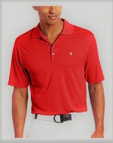 Izod Men's Performance Golf Grid Polo Shirt 3X-Large