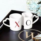 Cathy's Concepts Cathys concepts XOXO 2-pc. Coffee Mug Set