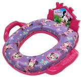 Disney Ginsey Minnie Mouse Deluxe Soft Potty Trainer with Sound