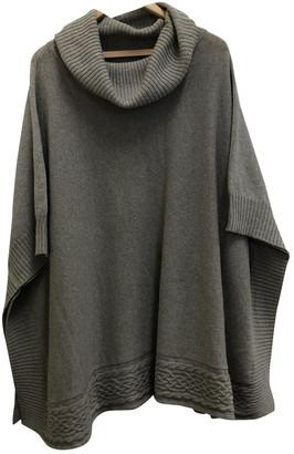 Johnstons of Elgin Grey Cashmere Knitwear