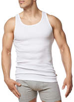 Paul Gray Big and Tall Two-Pack Ribbed Undershirt