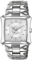 Just Cavalli Men's R7253106015 Blade Quartz Silver Dial Watch
