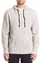 Madison Supply Marled Fleece Pullover Hoodie