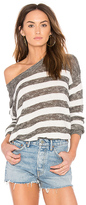 Feel The Piece Zuni Striped Pullover