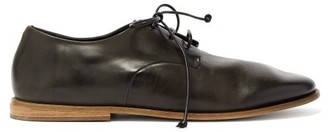 Marsèll Goodpiatto Leather Derby Shoes - Black
