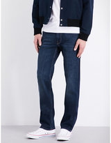 7 For All Mankind American Regular-fit Tapered Jeans