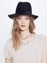 Mother Janessa Leoné - Lane Fedora - Black