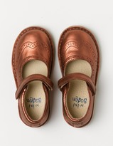 Boden Leather Mary Janes