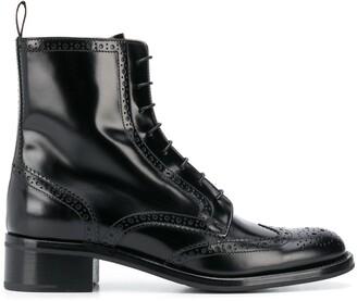 Church's Sylvie Derby brogue boots