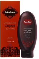 Fake Bake Tanning Lotion Self Tanner, 6 Fluid Ounce